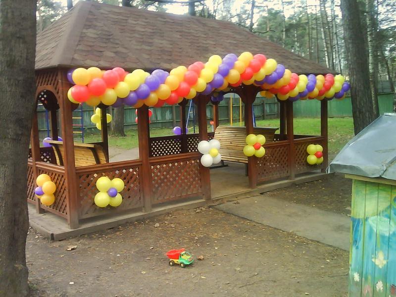 Оформление групповых в детском саду своими руками
